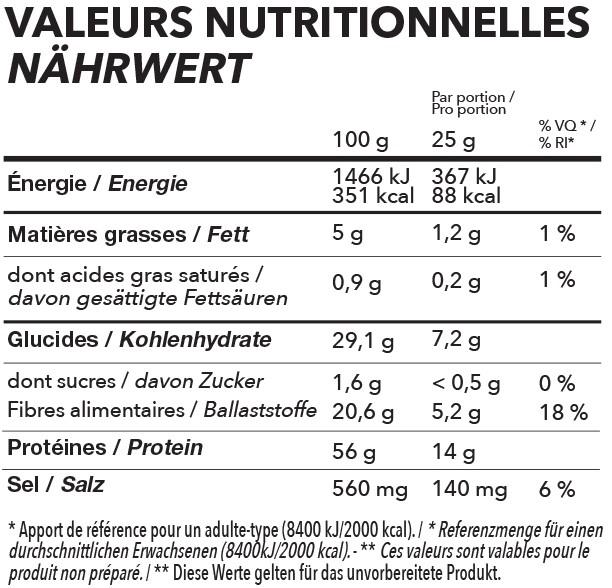 vn protein powder nature zen